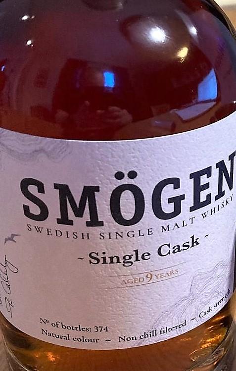 Smögen Single Cask 24/2011 58,1%
