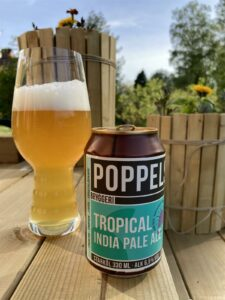 Poppels Tropical IPA 6,5%