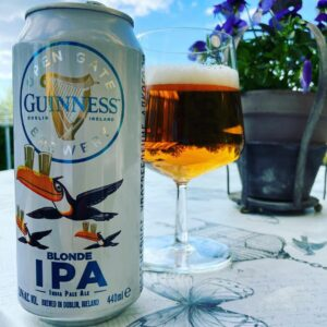 Guinness Blonde IPA 5%