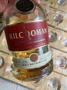 Kilchoman Small Batch Release (2011) Fresh Bourbon 55,7%
