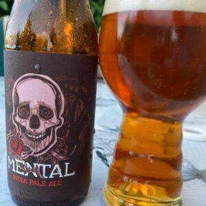 Mälardalen Brewing Mental India Pale Ale 6,2%