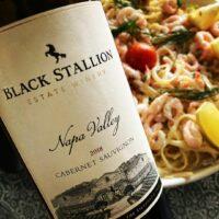 Black Stallion – Napa Valley – Cabernet Sauvignon (2018) 14,5%