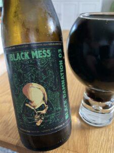 Black Damnation 03 – Black Mess Belgian Royal Stout 13%